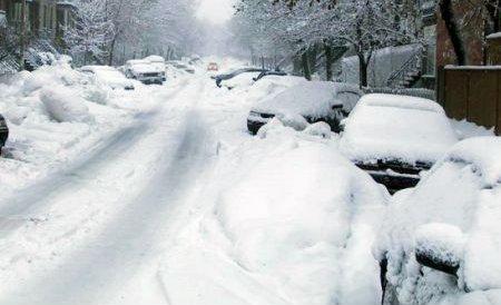 O furtună de zăpadă a paralizat o treime din teritoriul SUA