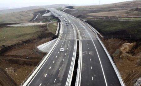 Costuri suplimentare de 46 de milioane de euro pentru autostrăzile din 2010