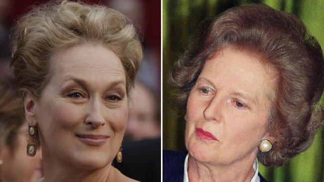 """Margaret Thatcher a refuzat să o întâlnească pe Meryl Streep, care va juca rolul """"doamnei de fier"""""""
