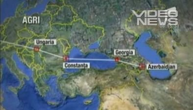 România are alternativă la gazul rusesc: Conducta care va duce gaz din Marea Caspică prin Azerbaidjan şi Georgia