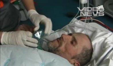 Piatra Neamţ. Un bărbat a ajuns la 30 de kilograme, după ce a fost muncit de un întreg cartier