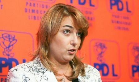 ANI: Deputatul PDL Brânduşa Novac, în stare de incompatibilitate