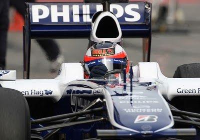 Williams şi-a prezentat monopostul pentru sezonul 2011 din Formula 1