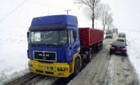 Circulaţia pe DN 22 Râmnicu Sărat - Brăila a fost reluată