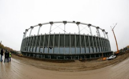 Românii ar putea rata concertul U2 din lipsă de fonduri pentru finalizarea Stadionului Lia Manoliu