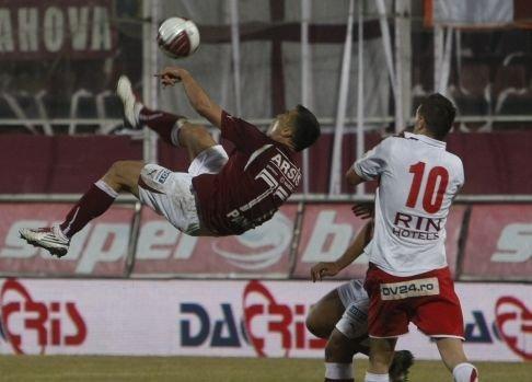 Rapid - Dinamo 0-0, în derby-ul etapei a 21-a. Andone: Un rezultat echitabil