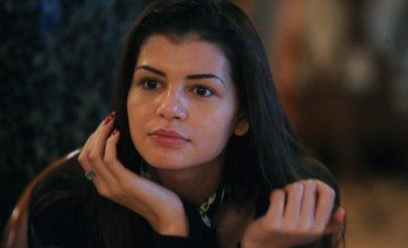 Monica Columbeanu, luată cu poliţia de la Irinel - VIDEO