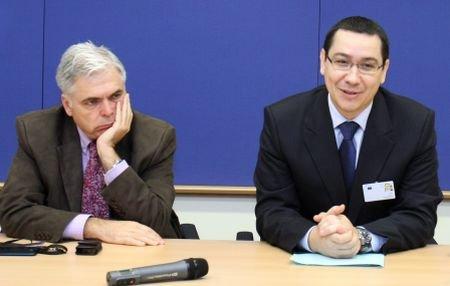 Ponta solicită demisia lui Severin din PE şi PSD. Europarlamentarul nu vrea să demisioneze