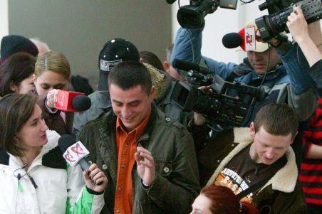 Cristian Cioacă îşi aşteaptă verdictul, după ce a spart căsuţa de e-mail a Elodiei