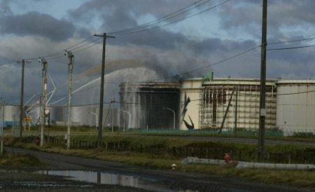 Alerta continuă la Fukushima. Apa mării, de 3.355 de ori mai radioactivă decât nivelul legal