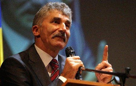 Ioan Oltean: Ieşirea din criză nu înseamnă că o să întâlnim în 1 aprilie munţi de mămăligă în fiecare localitate