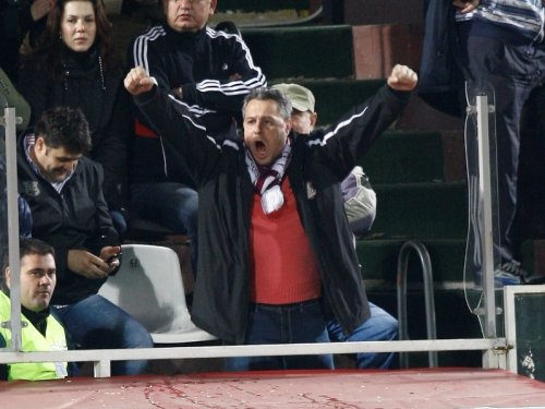 Rapid a întors soarta partidei cu Mediaş şi s-a impus cu 2-1
