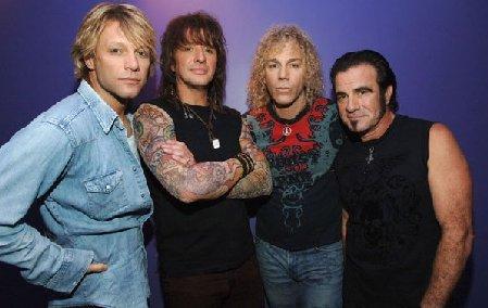 Biletele cele mai apropiate de scenă pentru concertul Bon Jovi au fost epuizate