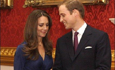 Film despre nunta regală dintre William şi Kate, în producţie la Bucureşti