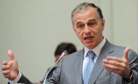 Mircea Geoană participă la summitul care comemorează 25 de ani de la Cernobîl