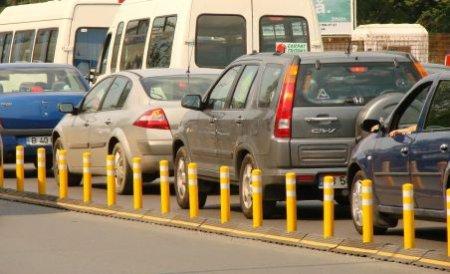 Trafic aglomerat pe DN1, Poliţia avertizează că circulaţia ar putea fi deviată