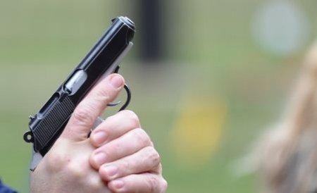 Constanţa. Poliţia a tras 12 focuri de armă pentru a opri un hoţ de combustibili