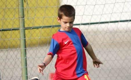 Ianis Hagi a câştigat argintul la Cupa Mondială de Fotbal, la juniori