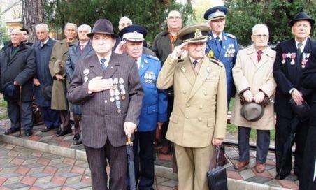 Partidul Conservator i-a omagiat, sâmbătă, pe veteranii de război