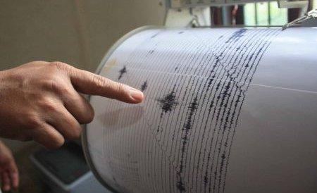 Cutremur cu magnitudinea 4,9 în zona Vrancea