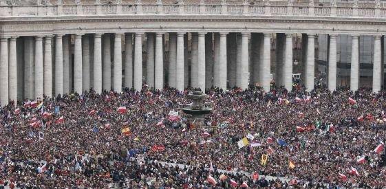 Un cardinal din Spania a murit la beatificarea papei Ioan Paul al II-lea