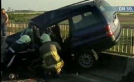 Supravieţuitorul accidentului provocat de un PDL-ist povesteşte tragedia prin care a trecut