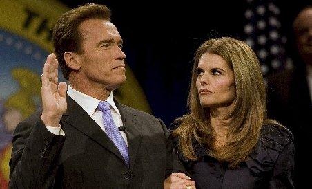 După 25 de ani, Arnold Schwarzenegger se desparte de soţia sa, Maria Shriver