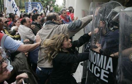 Grecia, paralizată de o nouă grevă generală