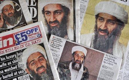 CIA a pus la dispoziţia unor politicieni americani poze şocante cu Bin Laden mort