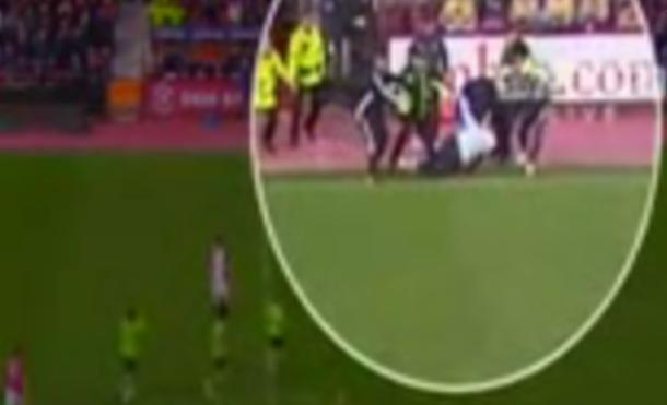 Neil Lennon, managerul lui Celtic Glasgow, atacat de un suporter al lui Hearts