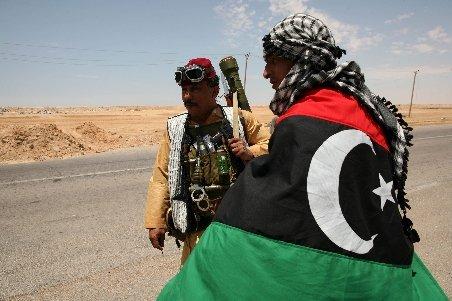 Rebelii din Libia susţin că au obţinut controlul total asupra oraşului Misrata