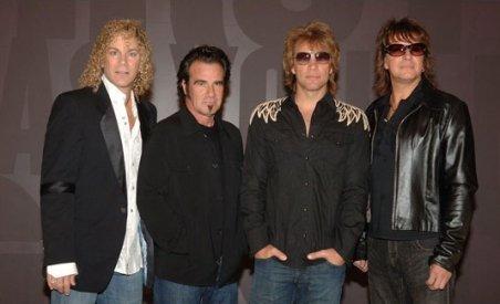 Biletele cele mai apropiate de scenă pentru concertul Bon Jovi, suplimentate