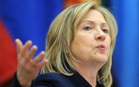 Hillary Clinton: Soţia şi fiica lui Gaddafi au fugit în Tunisia