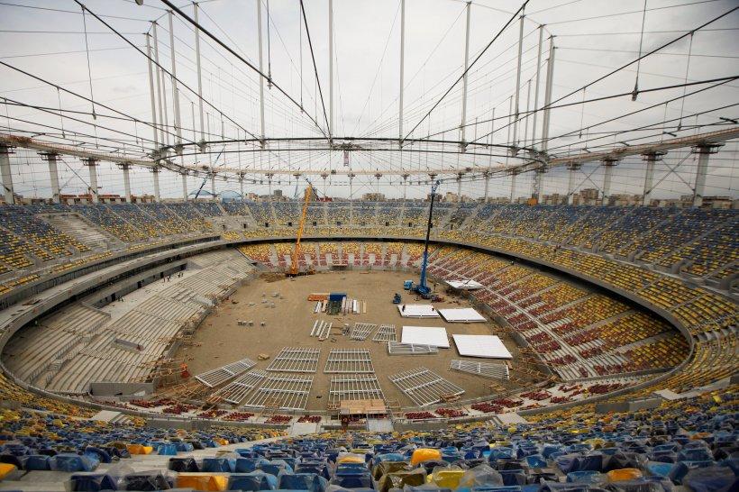 """Oprescu laudă noua arenă din Bucureşti: """"E peste stadionul din Dublin"""""""