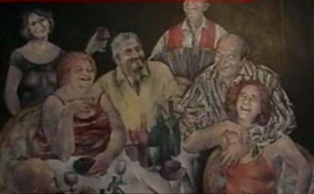 Expoziţie inedită: Udrea şi Elena Băsescu dansează cancan, iar Elena Ceauşescu pozează goală