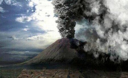 Spaţiul aerian al Islandei a fost închis din cauza erupţiei unui vulcan