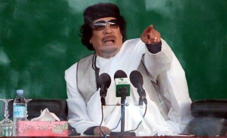 SUA îl cere lui Gaddafi să părăsească Libia
