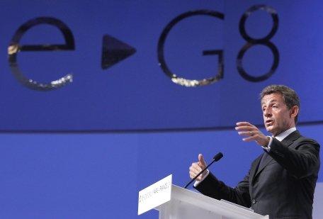 Forumul e-G8 aduce cele mai importante nume din domeniul internetului la Paris