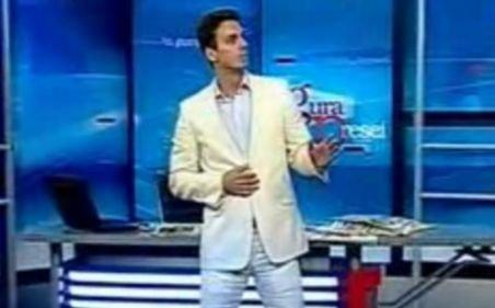 """Mircea Badea – """"Bărbat privind marea"""""""