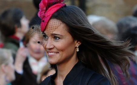 Pippa Middleton, noua vedetă mondenă a Marii Britanii