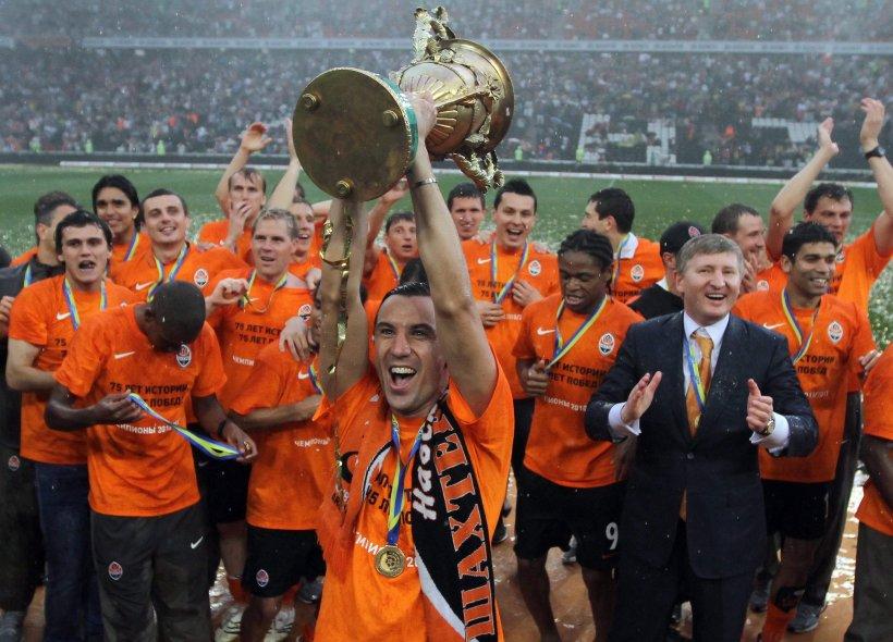 Şahtior a făcut eventul: A învins-o cu 2-0 pe Dinamo Kiev în finala Cupei Ucrainei