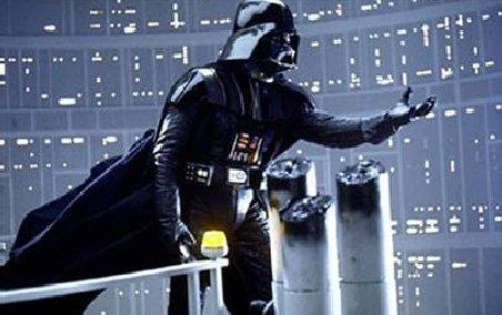 Darth Vader dansează salsa şi cântă la trombon
