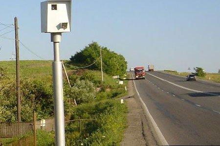 Poliţia Rutieră vrea să reintroducă sistemul radarelor fixe pe drumurile naţionale