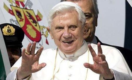 Papa Benedict al XVI-lea a făcut prima vizită în Croaţia