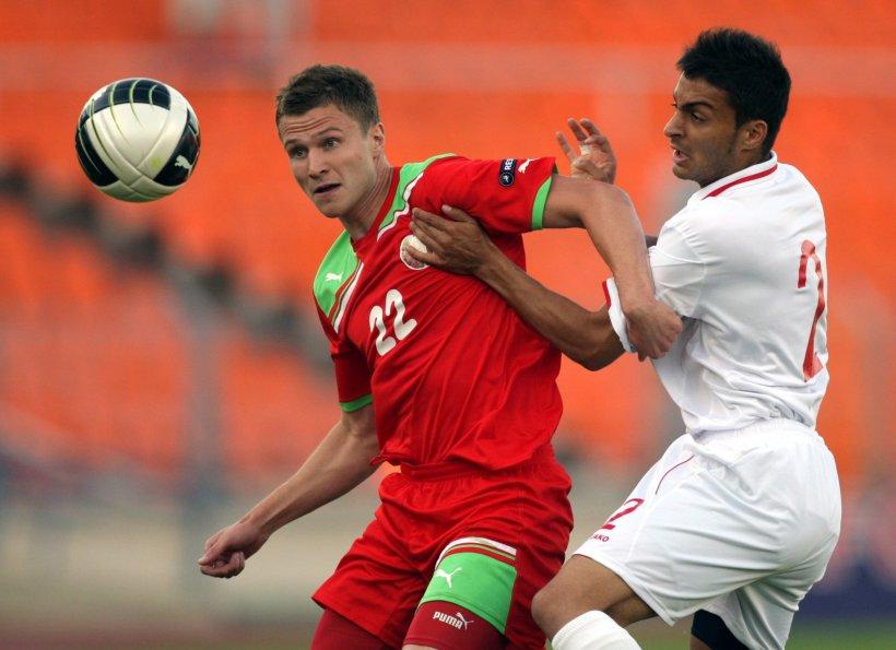 Preliminarii CE 2012, Grupa D: Belarus şi Bosnia câştigă, România cade pe locul 4