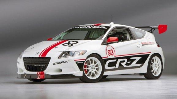 Honda CR-Z, pe Le Mans