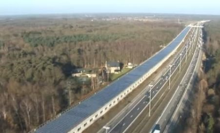 Primul tren de mare viteză alimentat cu energie solară, pe ruta Paris Amsterdam