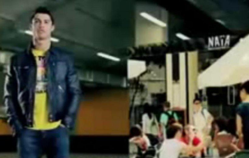 Cristiano Ronaldo, Benzema şi Kaka, într-un clip de promovare a Madridului
