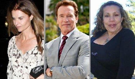 """Amanta lui Arnold Schwarzenegger a făcut publică propria-i versiune a aventurii sale cu """"Terminatorul"""""""