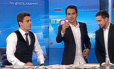 În Gura Presei cu Mircea Badea, Mihai Gâdea şi echipa X Factor
